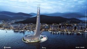 Hạ Long sắp có Tòa tháp 99 tầng đẹp không thua Dubai
