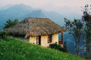 Ngôi làng Bắc Âu đẹp như cổ tích tại Sapa